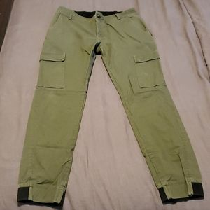 ARC Minute Olive Cargo Joggers